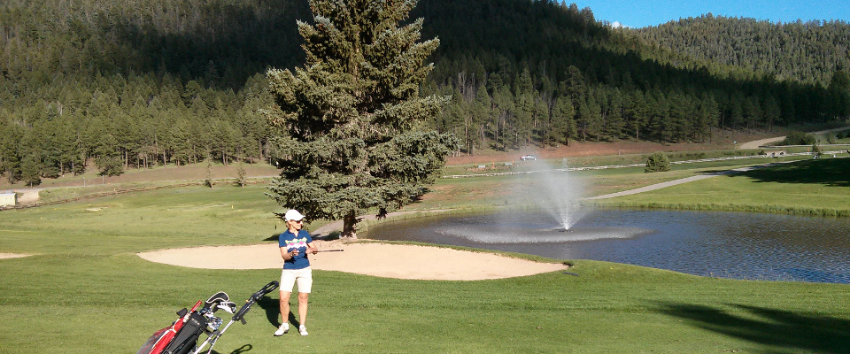 Angel Fire Resort Golf